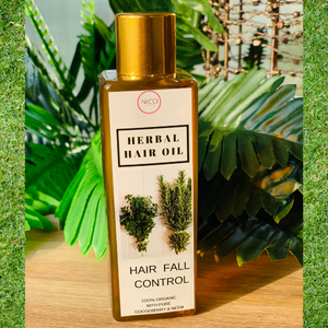Herbal Hair Oil - Nicci Skin Care