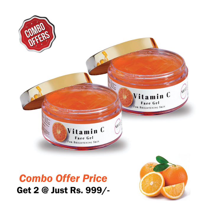 Nicci Vitamin C Face Gel - Nicci Skin Care