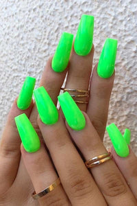 Neon Game On Hyper Gloss Nail Polish - Nicci Skin Care