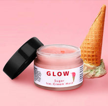 Glow Ice Cream Mask - Nicci Skin Care