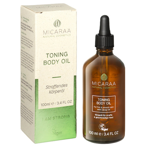 Toning Body Oil