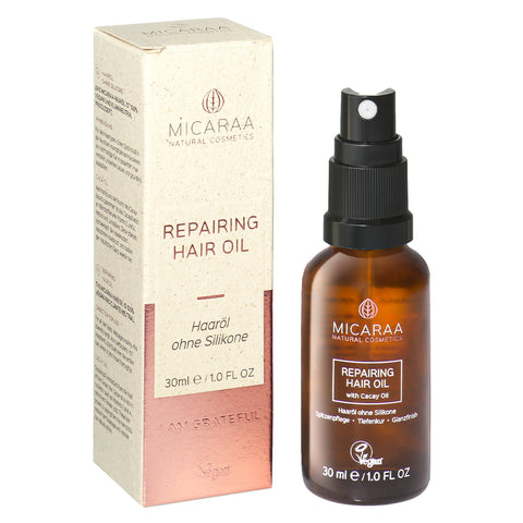 Travel Repairing Hair Oil