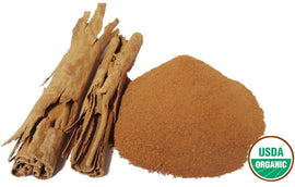 Natureland Organics Cinnamon Powder 100 Gm