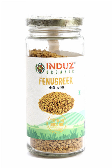 Induz Organics Fenugreek 150 Gm
