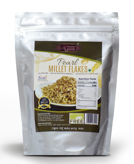 Mijoss Pearl Millet Flakes/Poha 200 Gm