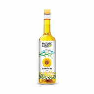 Natureland Organics Sunflower Oil 1 Ltr. - sai-organics-pte-ltd