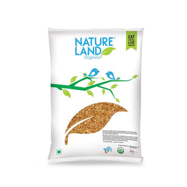 Natureland Organics Wheat Dalia (Porridge) 500 Gm - sai-organics-pte-ltd