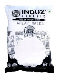 Induz Organics Wheat Maida 500 Gm