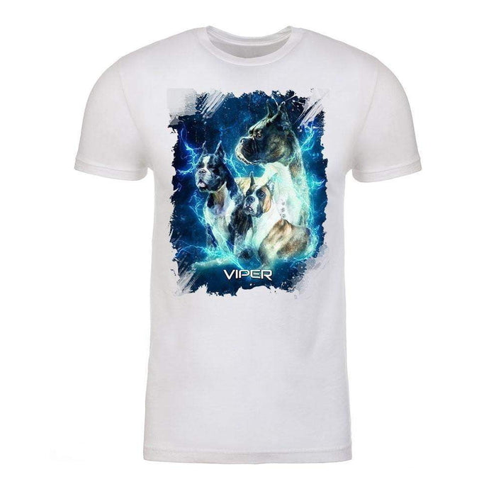 Viper - Boxer Cropped - Starlight Series - Shirt - Design 27