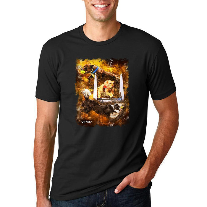 Viper - Flyball - Inferno - Shirt - Design 50