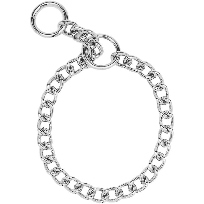 Herm Sprenger Chrome Choke Chain 2mm, 45cm (18in)