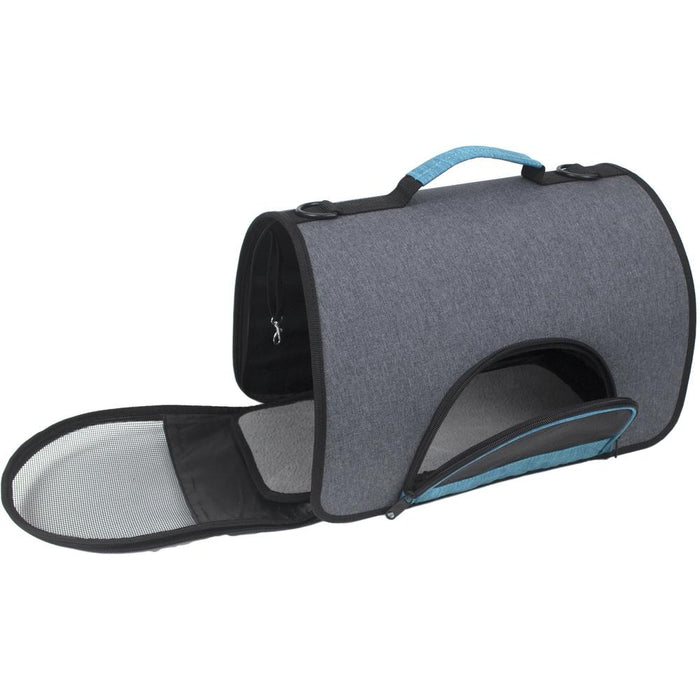 Dual Color Collapsible Pet Carrier