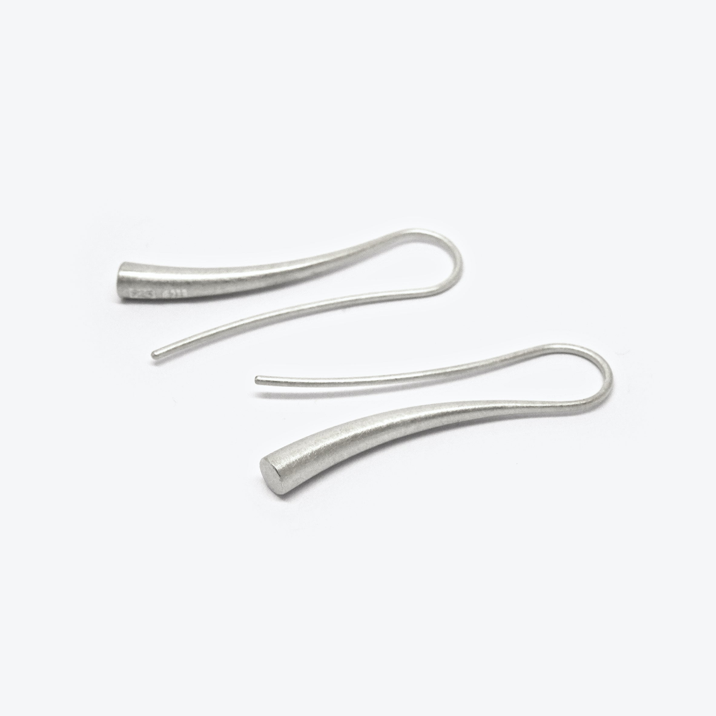 KONUS EARRINGS - SILVER