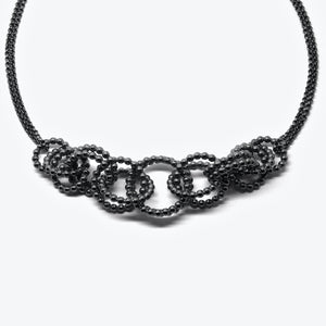 XL CLOUD CHAIN NECKLACE - OXI