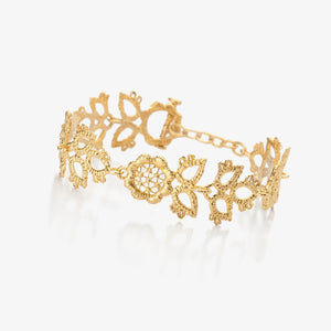 SLEEPING BEAUTY BRACELET - YELLOW