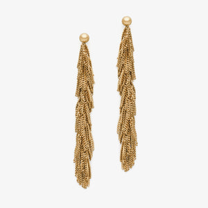 SIARA EARRINGS - GOLD PLATED