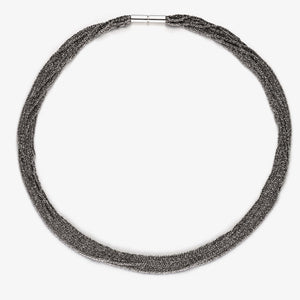 SHINE COLLIER - BLACK RHODIUM