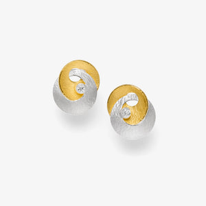 LINKED BOWLS STUDS