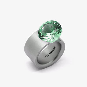 ACROBAT MAX TENSION RING - SPINEL GREEN