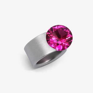 ACROBAT MAX TENSION RING - RUBY PINK