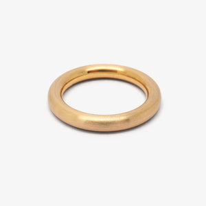 ROUND WEDDING RING - 3Ø REDDISH