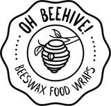Oh Beehive: Beeswax Food Wrap