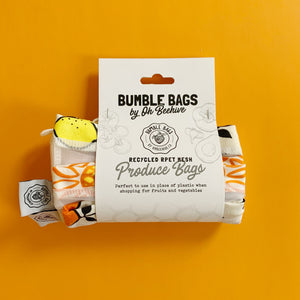 Mesh Bumble Bag | Citrus Collection