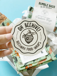 Oh Beehive Sticker