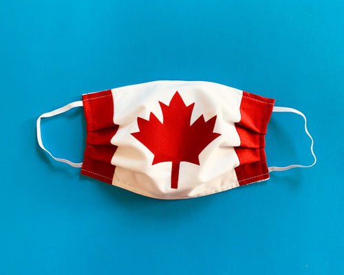 Face Mask | Adult | Limited Edition Canada Day Mask!