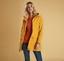 Barbour - Inclement Jacket - Canary Yellow Navy