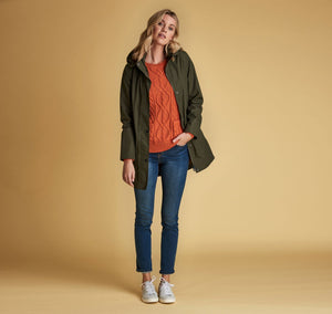 Barbour - Inclement Jacket - Olive Marigold