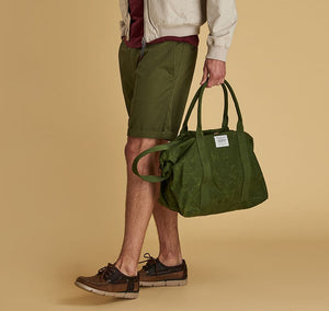 Barbour - Eadan Holdall - Archive Olive