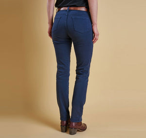 Barbour - Essential Slim Trouser - Navy