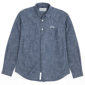 Deus Ex Machina - The Legion Shirt - Light Denim