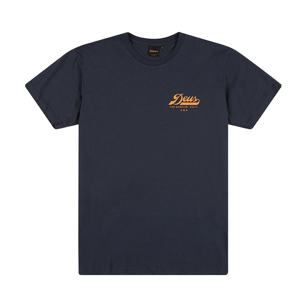 Deus Ex Machina - Mofun Tee - Navy