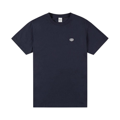 Deus Ex Machina - Steve Shield Tee - Navy