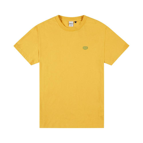 Deus Ex Machina - Steve Shield Tee - Yellow
