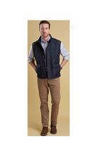 Barbour - Explorer Gilet - Navy
