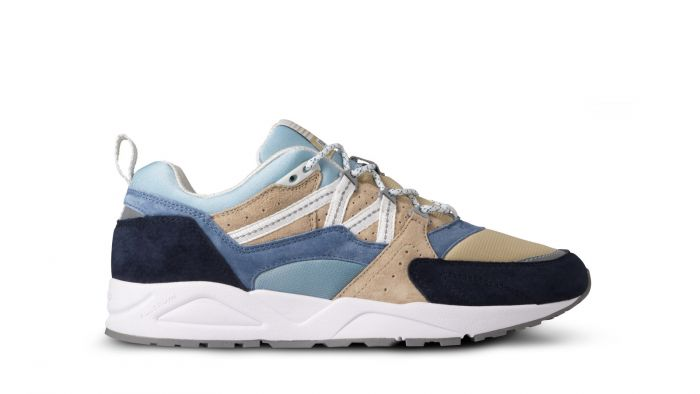 Karhu - Fusion 2.0 - Moonlight Blue / Pale olive green