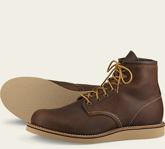 Red Wing - Rover - Cuoio Marrone - Lardieri Store
