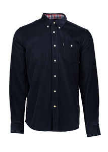 Barbour - Ashwood Cord - Navy