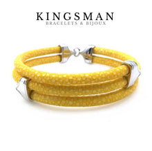 Stingray Triple Royal Bracelet