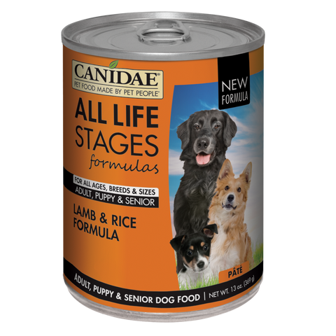 Canidae All Life Stages Lamb and Rice Canned Dog Food