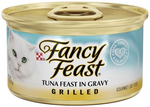 Fancy Feast Grilled Tuna Canned Cat Food