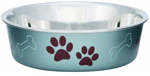 Loving Pets Blueberry Bella Bowl