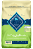 Blue Buffalo Life Protection Natural Lamb & Brown Rice Recipe Small Breed Adult Dry Dog Food