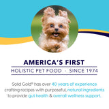 Solid Gold Grain Free Mighty Mini Chicken, Chickpea, & Pumpkin Toy & Small Breed Dry Dog Food