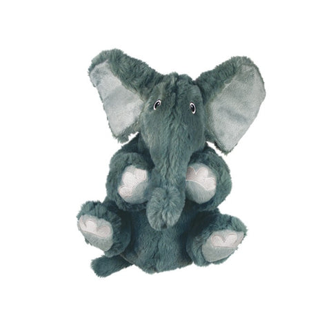 KONG Comfort Kiddos Elephant Plush Dog Toy