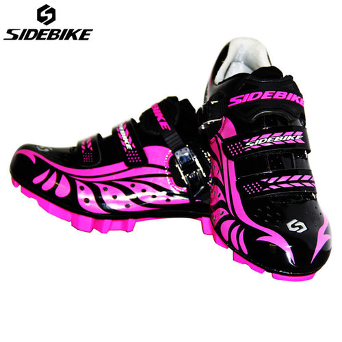 Women Cycling Anti-slip Shoes