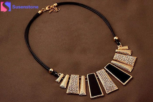 Trendy Enamel Necklaces - Mall4all